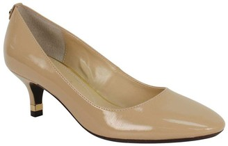 J. Renee Mid Heel Pump - Bettz