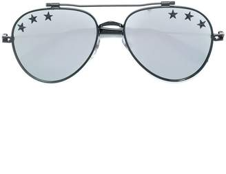 Givenchy Eyewear star studded aviators