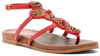 Kenneth Cole Reaction Chase Me Beaded Sandal