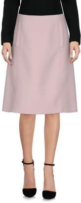 Prada Knee length skirts - Item 35285575ED