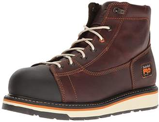 "Timberland Men's Gridworks 6"" Alloy Toe EH Industrial & Construction Shoe"