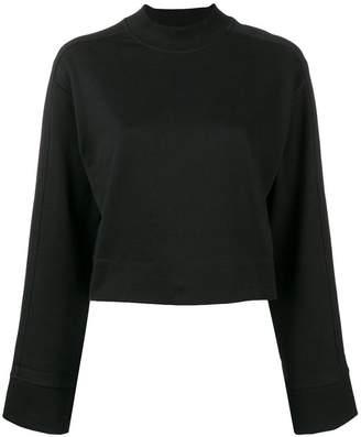 Y-3 cropped sweatshirt
