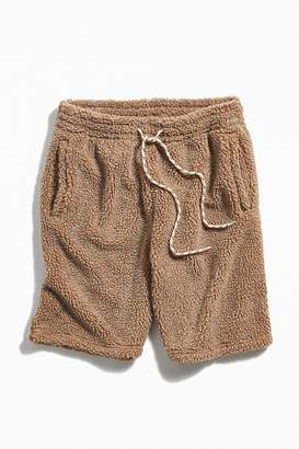 Urban Outfitters Sherpa Pierce Short