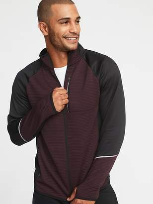 Old Navy Go-Warm Mock-Neck Performance Zip Jacket for Men