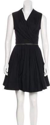 AllSaints Sleeveless A-Line Dress