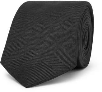 Burberry 6cm Checked Silk-Jacquard Tie