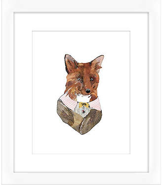 One Kings Lane Jaybird - Fox Art