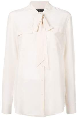 Twin-Set classic fitted blouse