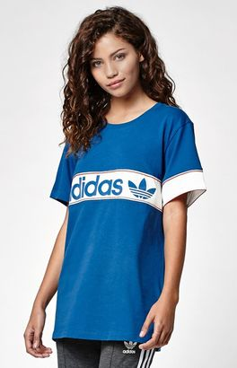adidas New York 1986 Short Sleeve T-Shirt $45 thestylecure.com