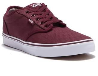 Vans Atwood Herringbone Plaid Sneaker