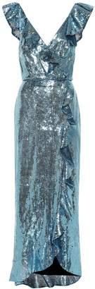 Monique Lhuillier Sequined dress