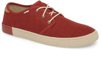 Toms Carlo Low Top Sneaker