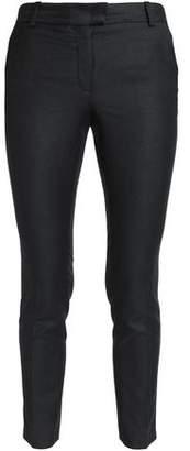 Joseph Wool-Twill Skinny Pants