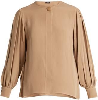Joseph Quinn silk crepe de Chine blouse