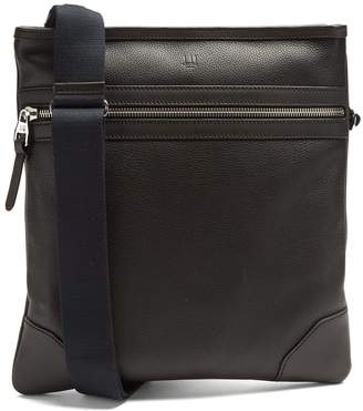 Dunhill Boston leather cross-body bag