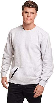 Russell Athletic Men's Cotton Rich Fleece Sweatshirt