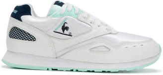 Le Coq Sportif panelled sneakers