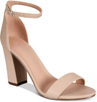 2a28942eb2c Pink Block Heel Women's Sandals - ShopStyle