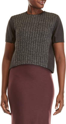 Raoul Lidy Cocoon Bonded Top