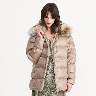 Ralph Lauren Quilted Down Coat $250 thestylecure.com