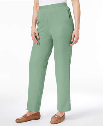 Alfred Dunner Daydreamer Pull-On Pants