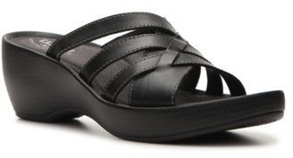 Eastland Poppy Wedge Sandal