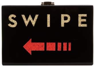 MillyMilly Swipe Box Clutch