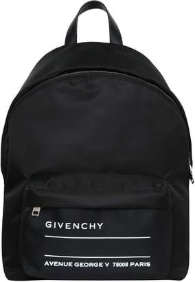 Givenchy Address Backpack