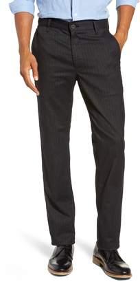 AG Jeans Marshall Slim Fit Pinstripe Pants