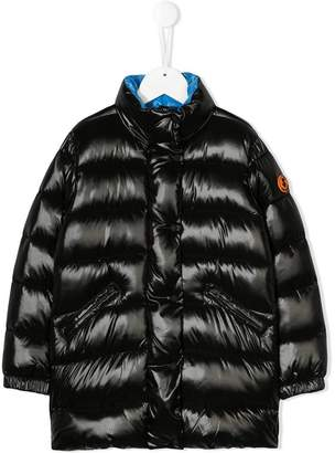 Save The Duck Kids X Disney Daisy Duck padded coat