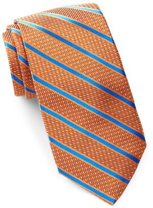 XMI Silk Stripe Tie $24.97 thestylecure.com