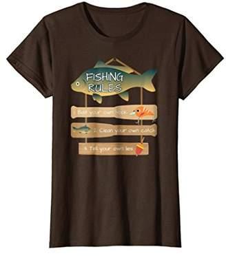 Fun Fishing T-shirt for Anglers