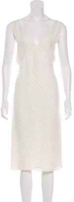 Jenni Kayne Silk Polka Dot Dress w/ Tags