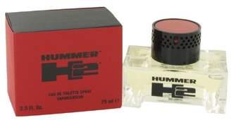 Hummer H2 by Eau De Toilette Spray 2.5 oz