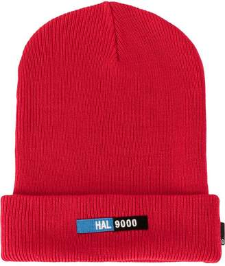 Undercover knitted beanie