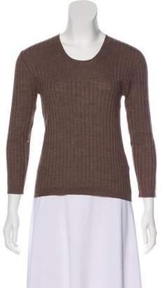 Calvin Klein Knit Long Sleeve Top