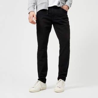 Michael Kors Men's Slim Fit Black Jeans