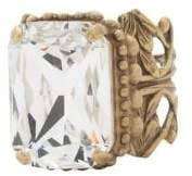 Sorrelli Core Emerald-Cut Crystal Band Ring