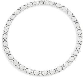 Adriana Orsini Crystal Collar Necklace