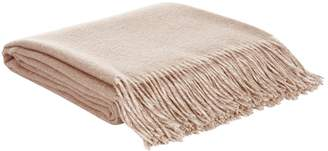 Harrods Plain Revers Throw (140cm x 190cm)