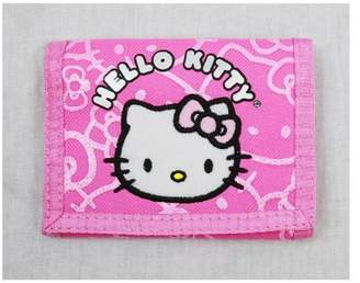 Hello Kitty Animations Purse - Sanrio Trifold Wallet