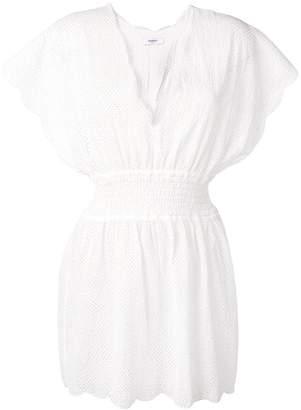 Marysia Swim shirred waist dress