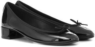 Repetto Lou patent leather pumps