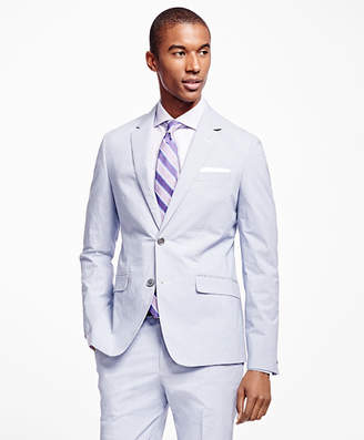 Brooks Brothers Milano Fit Tic Suit