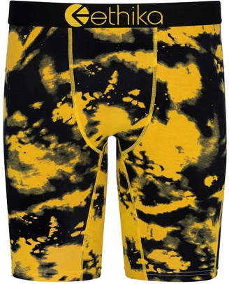 Ethika Mustard Dye Mens Boxer Briefs