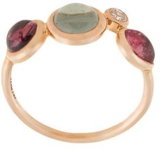 Myrto Anastasopoulou stone embellished ring