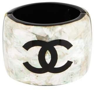 Chanel Resin Bangle