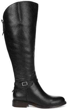 Franco Sarto Haylie Wide Calf Leather High Boots