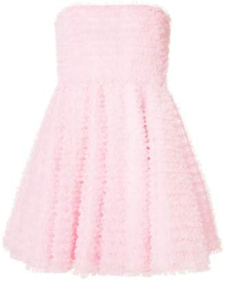 DSQUARED2 frilled tulle dress