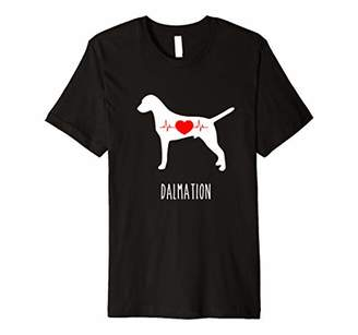 Breed Dalmation Dog Lover Top Mom Shows Premium T-Shirt